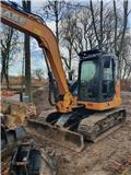 Case CX 80 C, 2015, Crawler excavators