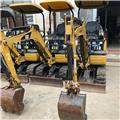 Caterpillar 301.5, 2012, Mini Excavators <7t (Mini Diggers)