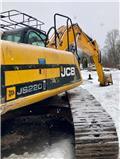 JCB JS 220 LC, 2009, Kāpurķēžu ekskavatori