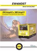 Kubota EW400DST, 2017, Diesel Generators