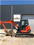 Kubota U 55-4, 2015, Mini Excavators <7t (Mini Diggers)