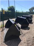 Strimech 7ft constrution buckets, 2021, Aksesoris pemuat depan