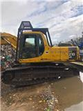Komatsu PC210-6K, 2002, Crawler excavators