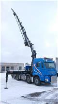 MAN TGA 35.483FFNLC 8X2 HIAB XS700-7+JIB, 2004, Ciężarówki z żurawiem