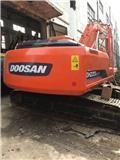 Doosan DH 220 LC-7, 2016, Excavadoras sobre orugas