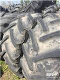 BKT Twin wheel set 600/70R30 BKT tires, 1 pair, 2013, Двойные колёса для тракторов
