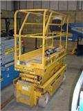 Haulotte Optimum  8, 2005, Scissor lifts