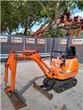 JCB 8008 CTS, 2011, Mini Excavators <7t (Mini Diggers)