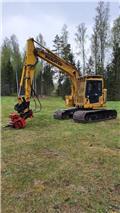 Komatsu PC138US, 2016, Crawler Excavators