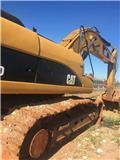 Caterpillar 330 D, Bageri gusjeničari