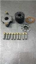 Rexroth A10VSO18, Hydraulikk