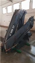 Hiab 155-5, 2000, Iekrāvēju krāni