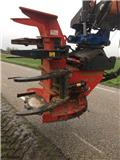 Greentec Forestcutter 370, Harvester heads