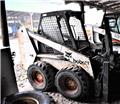 Bobcat 843, Skid steer loaders
