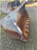 Wacker Neuson Schaufel, 2013, Other components