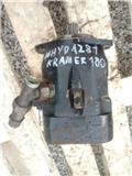 Kramer 180 AL A10V-M 45 EZ6 Silnik hydrauliczny Hydraulic, Гидравлическая система