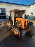 Fiat 411R, Tractores