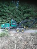 Timberjack 10170D, 2002, Харвестери