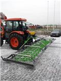 Top-Agro 4 rows chain harrow / weeder 6,0m, 2020, Smyky