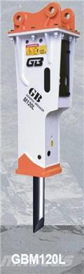 General Breaker GBM 120 L, 2018, Celtniecības drupinātāji