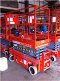 Snorkel S 1930, 2004, Scissor lifts