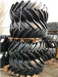 Trelleborg 4 x Komplettraeder 600/60-30,5 T414, 2020, Tyres, wheels and rims