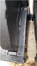 Verachtert VT40 staal bek, Cutters