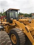 Caterpillar 966 G、2010、輪胎式裝載機