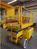 Genie GS 3268 DC, 2006, Scissor Lifts