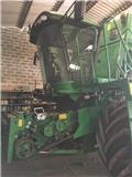 约翰迪尔 S 690、2009、联合收割机