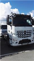 Mercedes-Benz Arocs 2551, 2017, Demountable Trucks