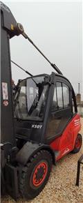 Linde H50T, 2007, LPG (dujiniai) krautuvai