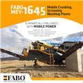 Fabo MEY-1645, 2020, Mobile crushers