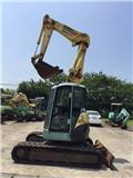 Yanmar B7-5A, Midi excavators  7t - 12t, Construction
