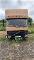 Volvo FL6, 1991, Állatszállító teherautók