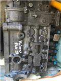 Bomba injectora SISU Valmet 860, Engines