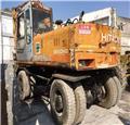 Hitachi EX 160 WD, 2007, Wheeled Excavators