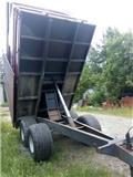 Tuhti w120, Tipper trailers