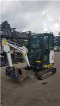 Bobcat E 17, 2018, Mini Escavadoras <7t