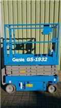 Genie GS 1930, 2012, Plataformas tijera