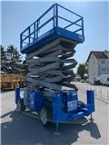 Genie GS 5390 RT, 2006, Scissor Lifts