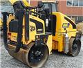 JCB 260, 2008, Twin drum rollers