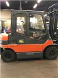 Toyota 7 FB MF 45, 2008, Electric forklift trucks