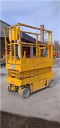 Genie GS 1532, 2006, Šķerveida pacēlāji