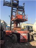 Kalmar container handler, 2012, Telescopic boom lifts
