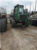 John Deere 810 D Eco III, 2009, Forwarder