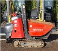 Hinowa HS 701, 2015, Tracked Dumpers