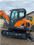 Doosan DX55-9, 2020, Mini excavators < 7t (Mini diggers)
