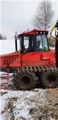 Valmet 860, 2006, Transportoare