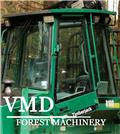 Other NY ORIGINAL BAKRUTA TIMBERJACK, JOHN DEERE 810, 11, 2017, Cabins and interior